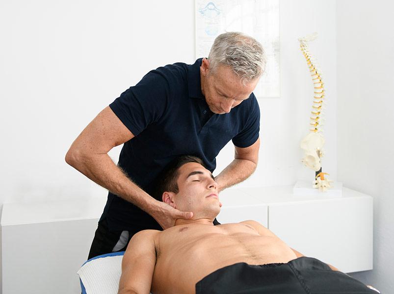 Chiropraktische Techniken
