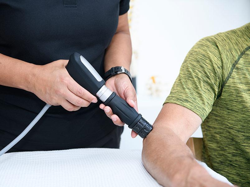 Stoßwellentherapie